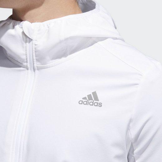 Adidas Response Performance Funktions kapuzensweatjacke Shell Jacke 6n6rx