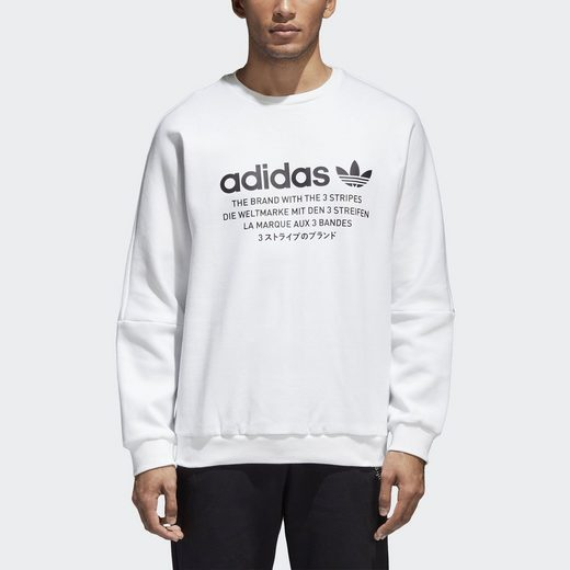 adidas Originals Longpullover NMD Sweatshirt