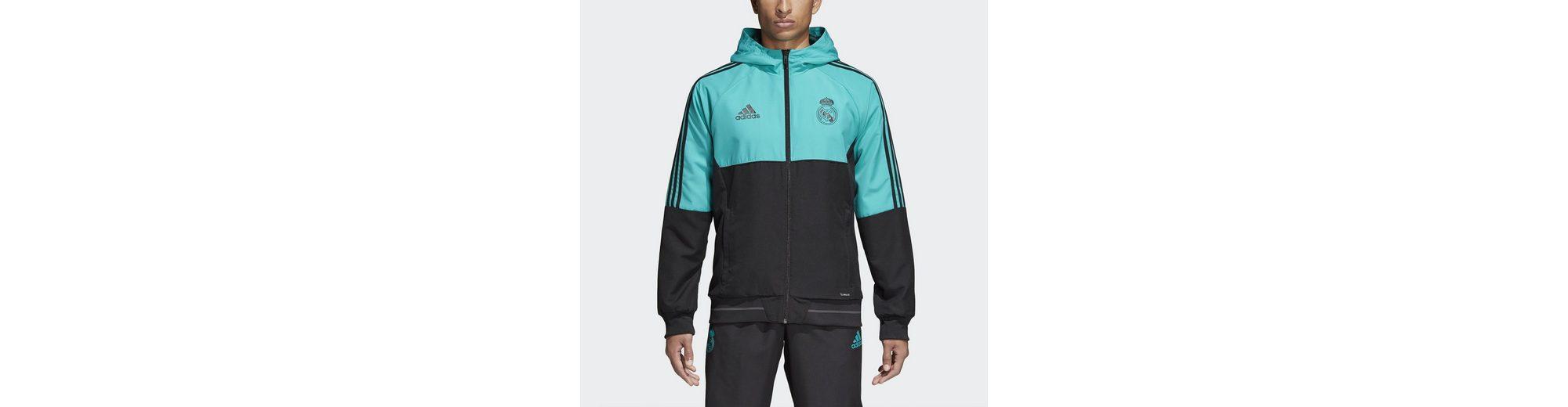 Freies Verschiffen Footaction adidas Performance Funktions-Kapuzensweatjacke Real Madrid Jacke Erschwinglich Bekommt Einen Rabatt Zu Kaufen Spielraum Rabatte OHYRSwlZ