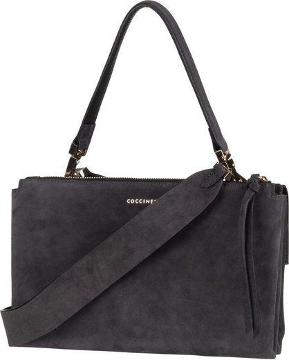 Coccinelle Handbag Suede Arlettis 1201