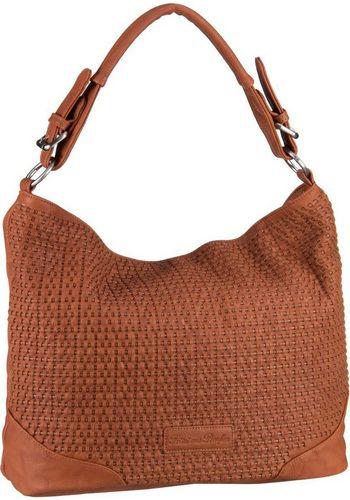 Damen Fritzi aus Preußen Bags Handtasche Christy Saddle Woven  | 04059065079328