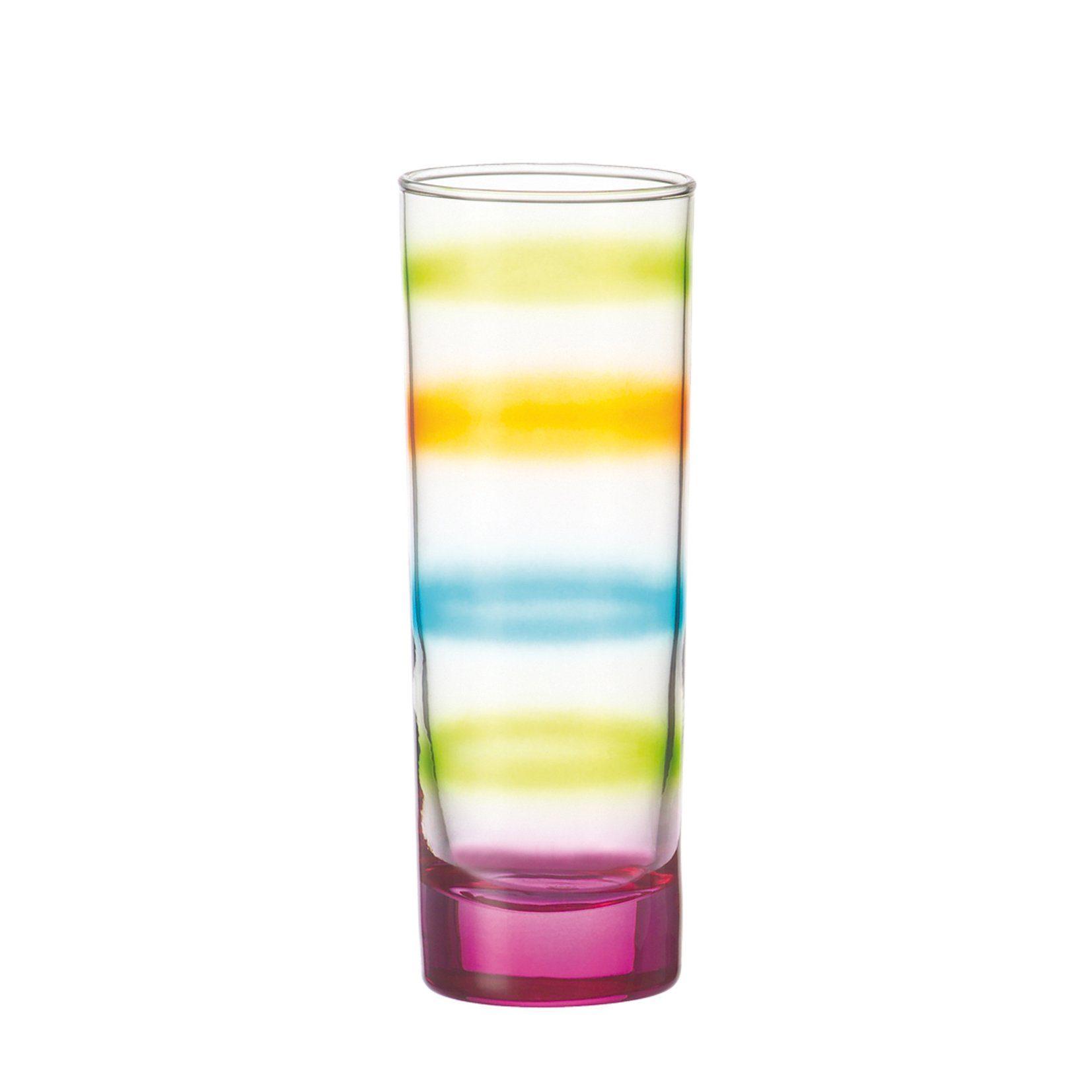 LEONARDO Becher »Rainbow«
