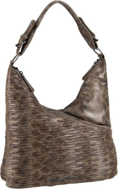 fritzi aus preußen bags -  Handtasche »Dahlia Snake Crinkle«