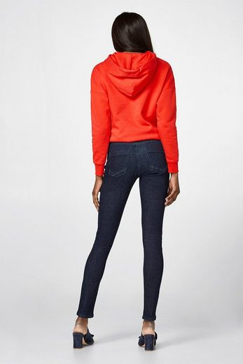 ESPRIT Super-Stretch-Jeans mit Organic Cotton