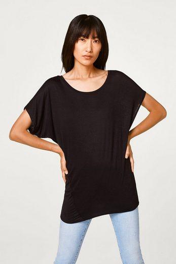 Esprit Saum Asymmetrischem Shirt Softes Mit IqAxw1I8Sr