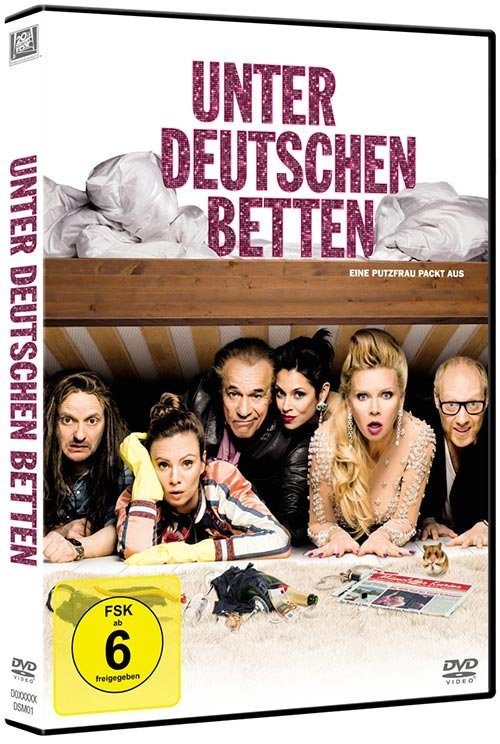 fox dvd film unter deutschen betten kaufen otto. Black Bedroom Furniture Sets. Home Design Ideas