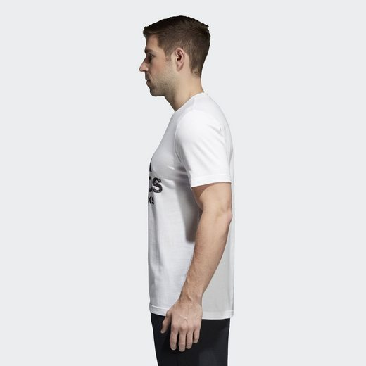 adidas Performance Sporttop All Blacks Graphic T-Shirt