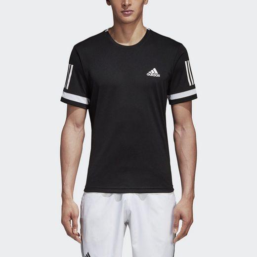 adidas Performance T-Shirt 3-Streifen Club T-Shirt