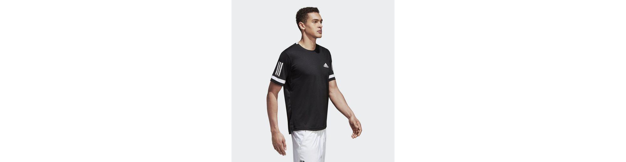 adidas Performance T-Shirt 3-Streifen Club T-Shirt Billig Größte Lieferant Auslass Finish Günstig Kaufen Besuch Footaction Zum Verkauf Online Zahlen Mit Paypal Verkauf 892Et2w