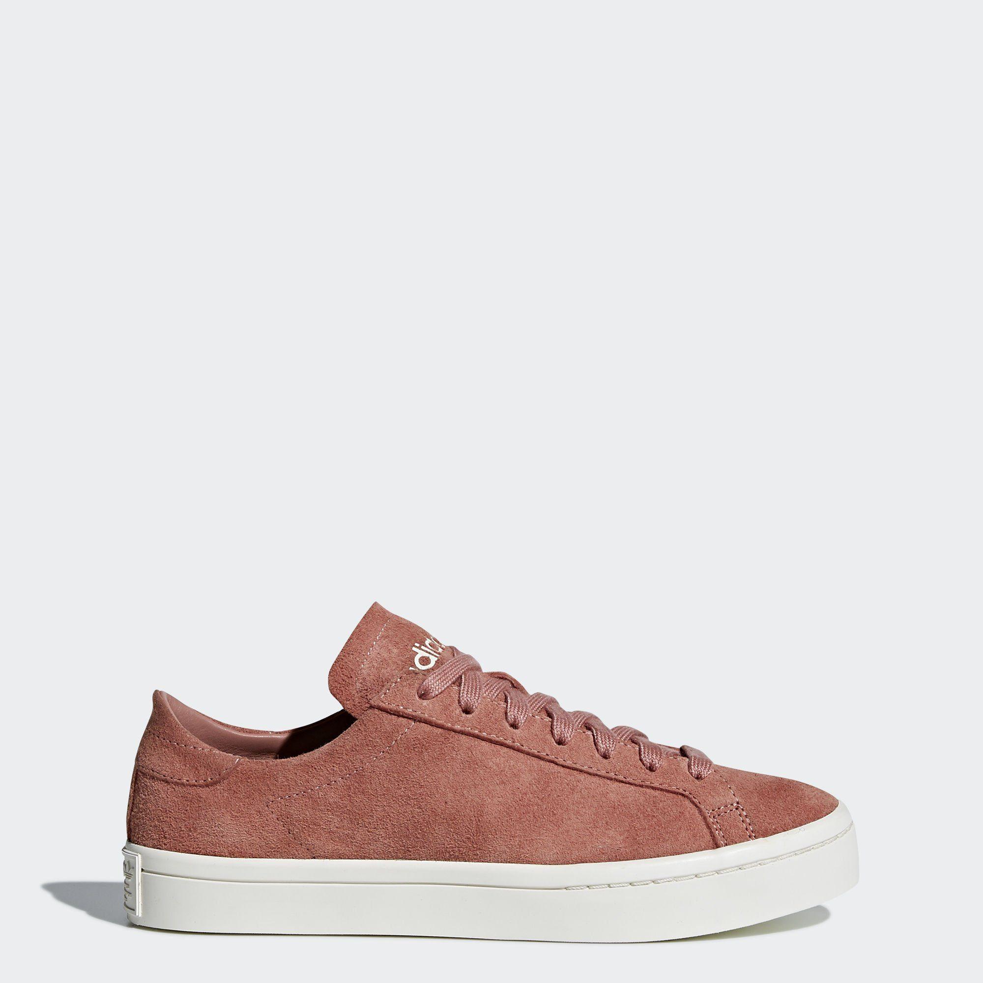 adidas Originals Court Vantage Schuh Sneaker  ash
