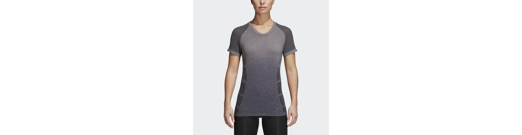 adidas Performance T-Shirt Ultra Primeknit Wool T-Shirt