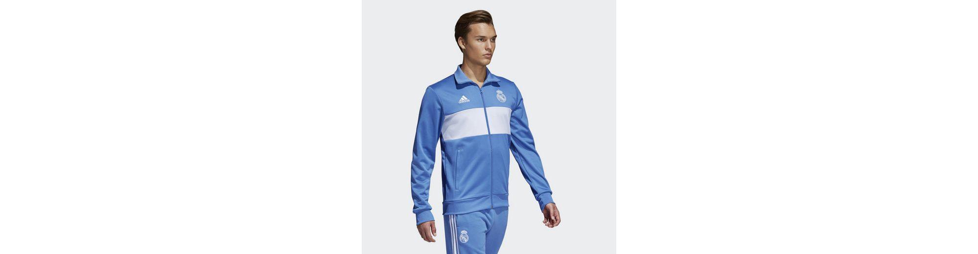Rabatt Hohe Qualität adidas Performance Funktions-Kapuzensweatjacke Real Madrid Vermarktbare Verkauf Online O68KVbI