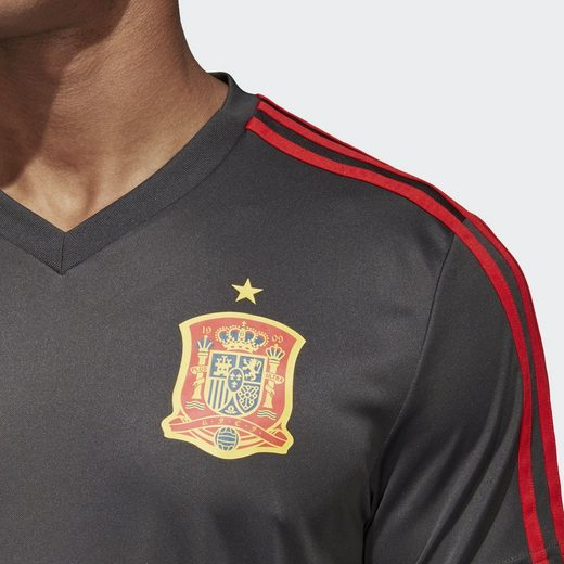 Adidas Performance Footballtrikot Spanien Trainingstrikot