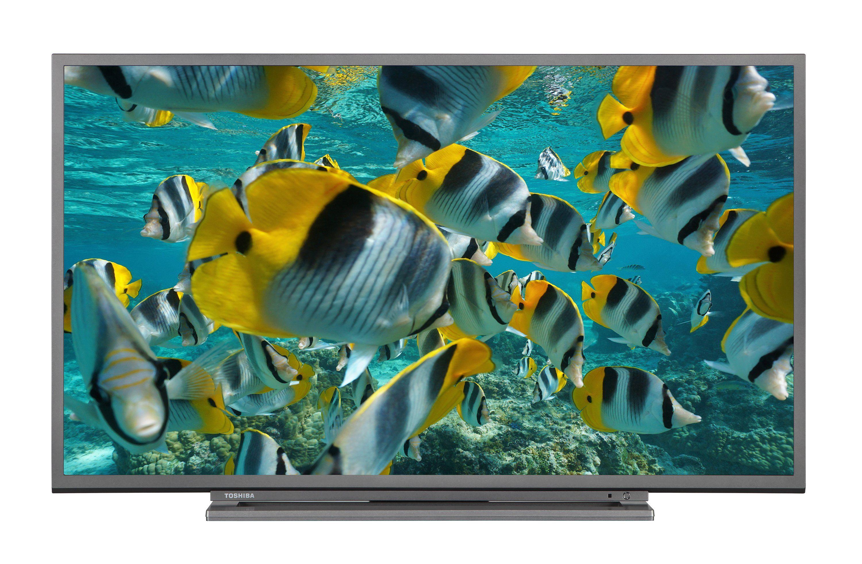 Toshiba LED-Fernseher (39 Zoll, Full HD, Smart TV, Triple-Tuner) »39L3769DA«