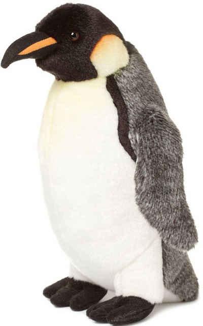 WWF Kuscheltier »Kaiserpinguin 33 cm«, zum Teil aus recycelten Material