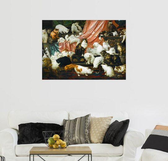 Posterlounge Wandbild - Carl Kahler »Liebhaber meiner Frau«