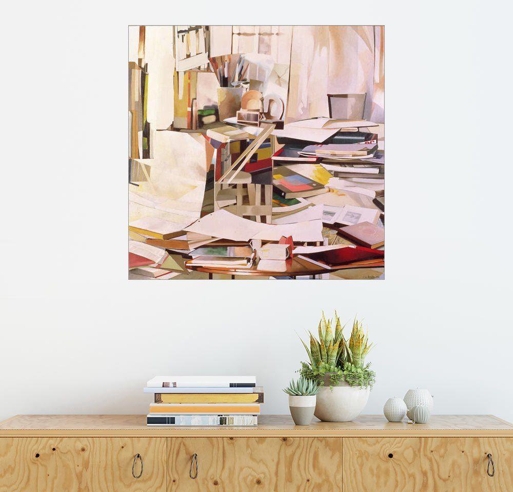 Posterlounge Wandbild - Jeremy Annett »Wind of Change, 1991«