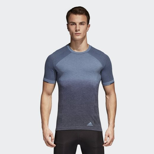 adidas Performance T-Shirt Primeknit Wool Dip-Dye T-Shirt