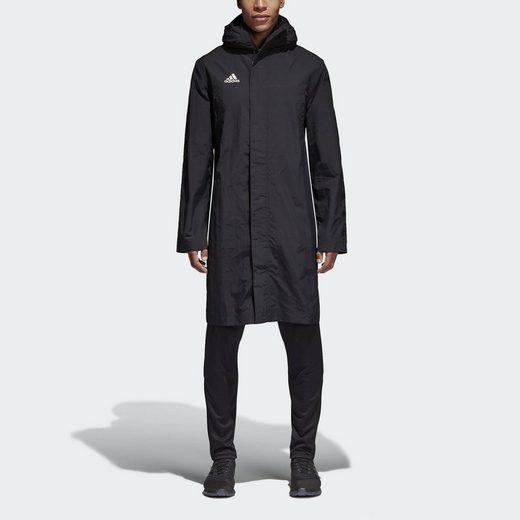 Adidas Performance Functional Jacket Tango Long Coat