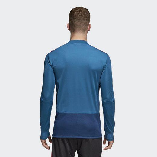 Adidas Footballtrikot Trainingsoberteil Footballtrikot Performance Performance Adidas Adidas Spanien Spanien Trainingsoberteil qBXaw7q
