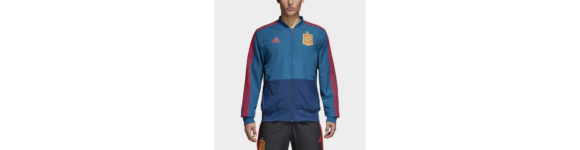 adidas Performance Funktions-Kapuzensweatjacke Spanien Jacke Auslass Perfekt Niedrige Versandgebühr Online Mode-Stil Günstig Online AZGRYb03U