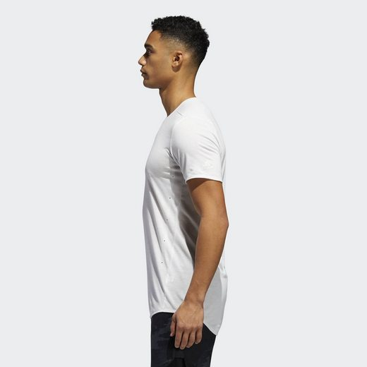 adidas Performance T-Shirt Supernova Pure T-Shirt