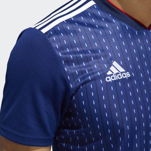 adidas Performance Footballtrikot Japan Heimtrikot Replica