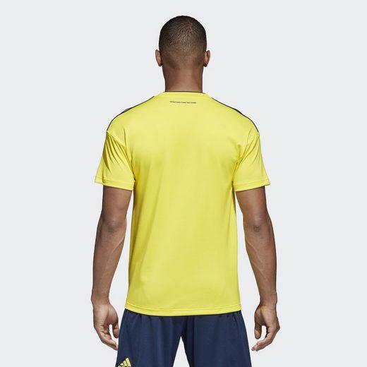 adidas Performance Footballtrikot Kolumbien Heimtrikot Replica
