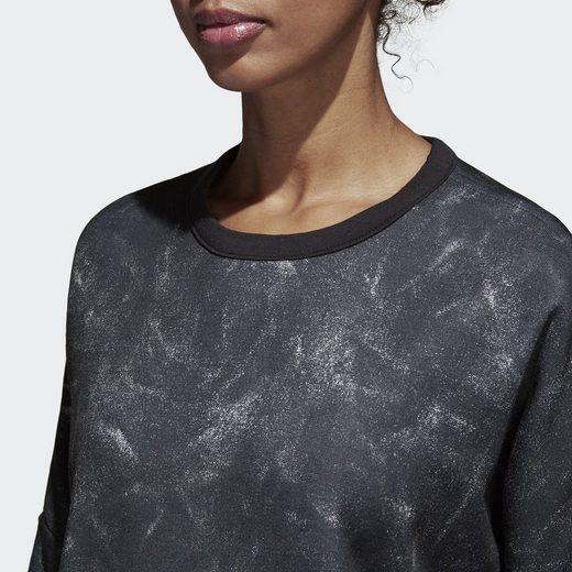 adidas Performance Longpullover ID Reversible Sweatshirt