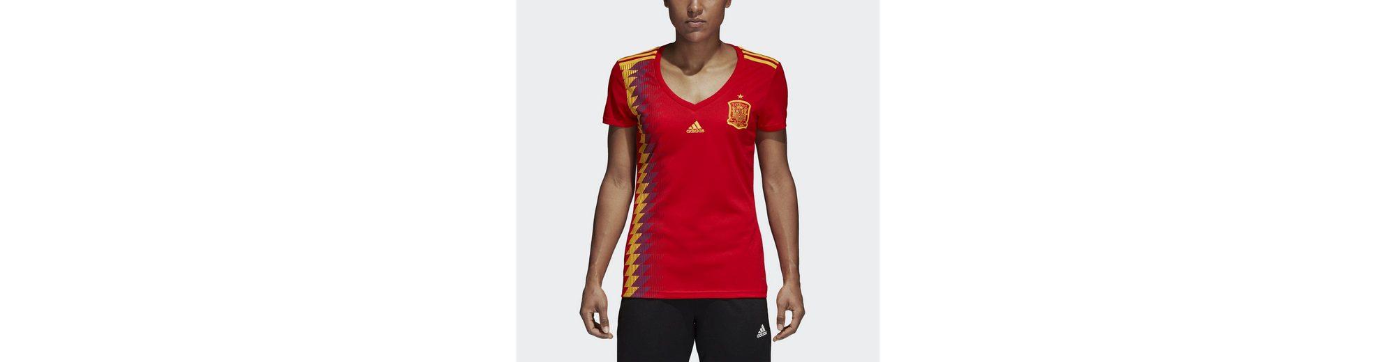 adidas Performance Footballtrikot adidas Spanien Spanien Heimtrikot Performance Heimtrikot Footballtrikot rPrawqd