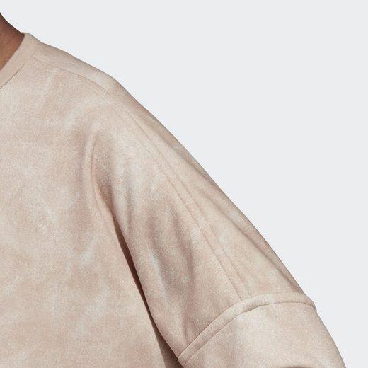 Reversible Longpullover Id Sweatshirt Performance Adidas Tg1qaa