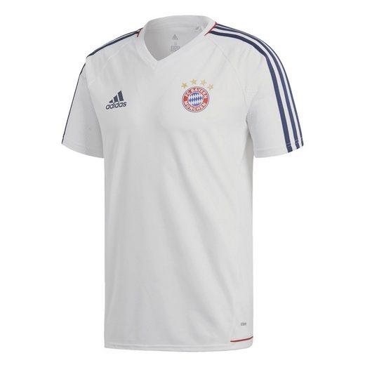 Adidas Performance Football Jersey Fc Bayern Munich