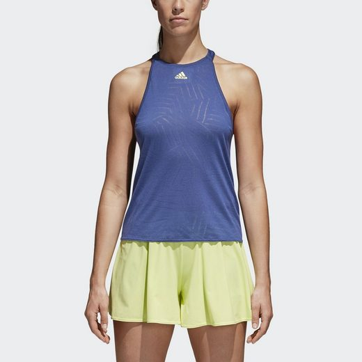 adidas Performance Sporttop Melbourne Burnout Tanktop