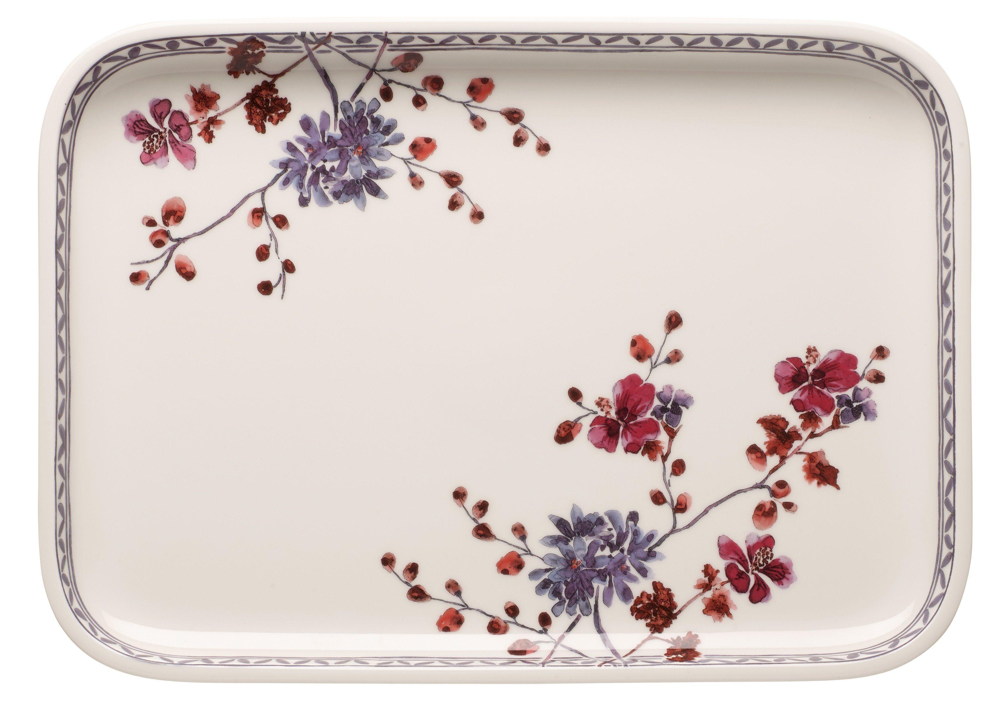 Villeroy & Boch Servierplatte rechteckig »Artesano Provençal Lavendel Backformen«