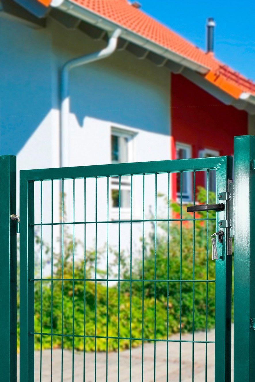 PEDDY SHIELD Gartentor , BxH: 1x1,25 m, grün