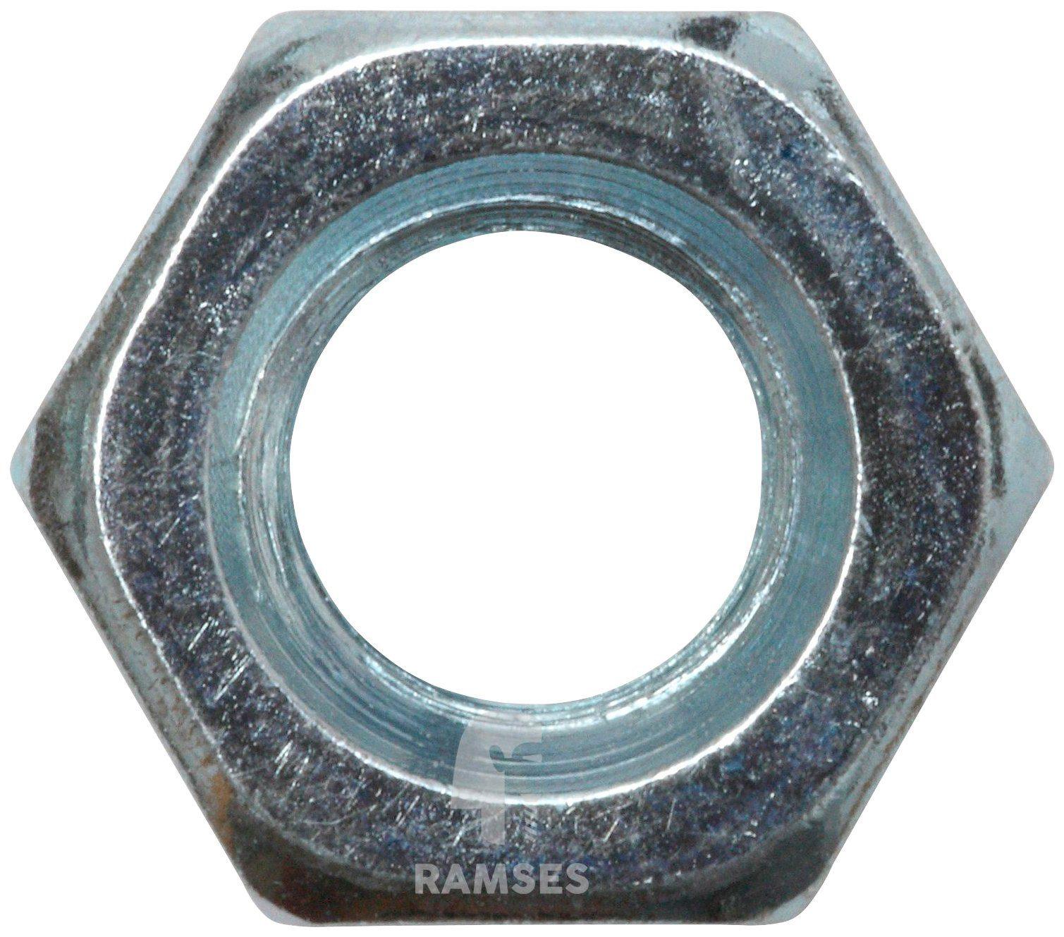 RAMSES Sechskantmutter , DIN 934 M22, 50 Stück