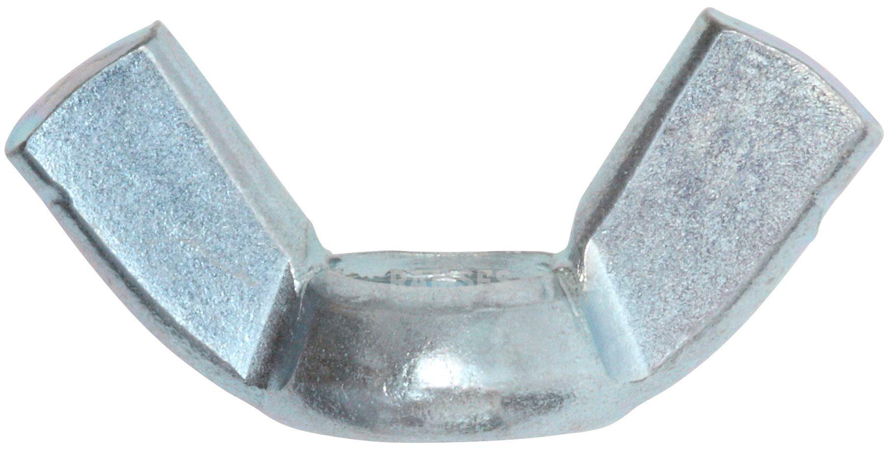 RAMSES Flügelmutter , DIN 315 Amerikanische Form M8, 100 Stück