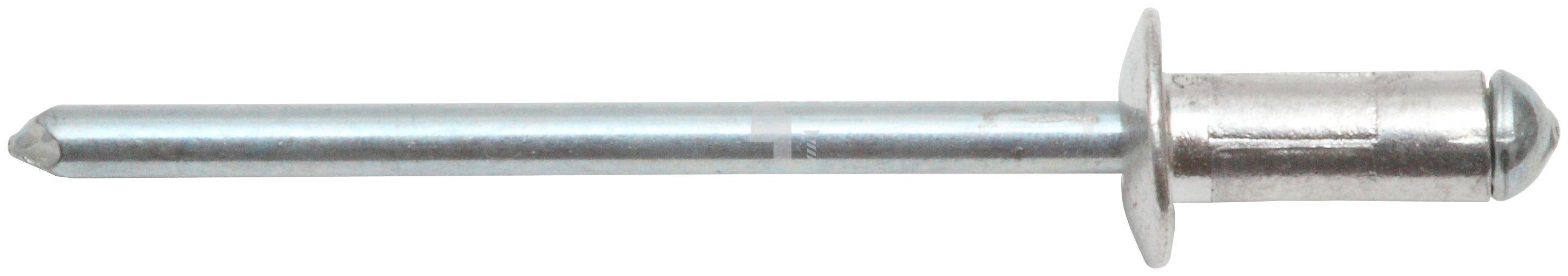 RAMSES Blindnieten , 4,8 x 17 mm Alu/Stahl 200 Stück
