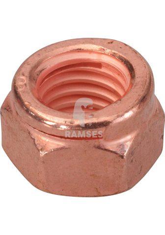 RAMSES Kupfermutter Auspuff 14440 M8 SW13