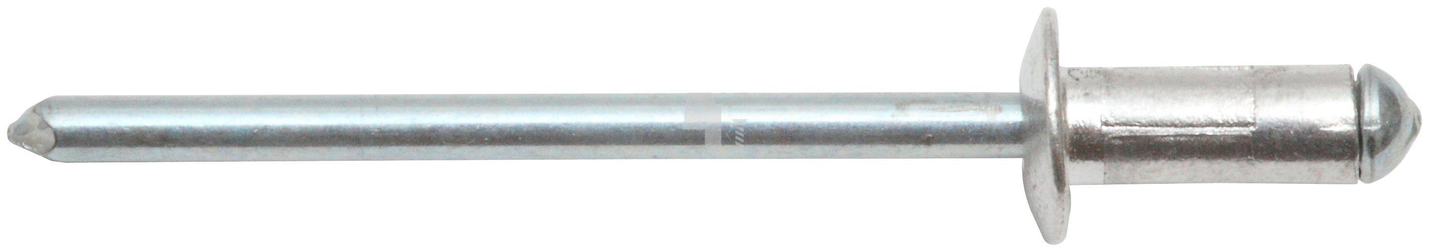 RAMSES Blindnieten , 4 x 14 mm Alu/Stahl 500 Stück