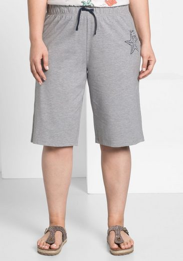 sheego Casual Bermudas