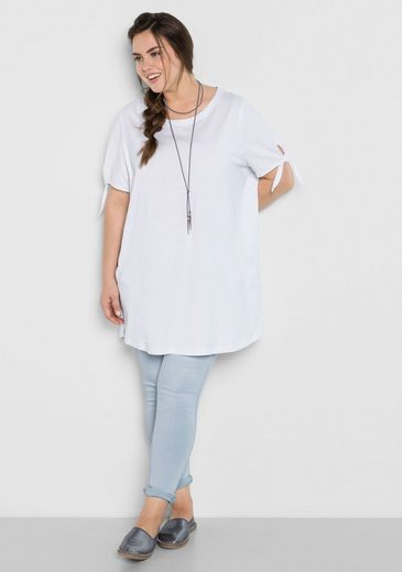 sheego Casual Longshirt