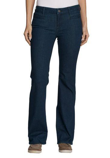 Eddie Bauer Elysian Flare Jeans - Slightly Curvy