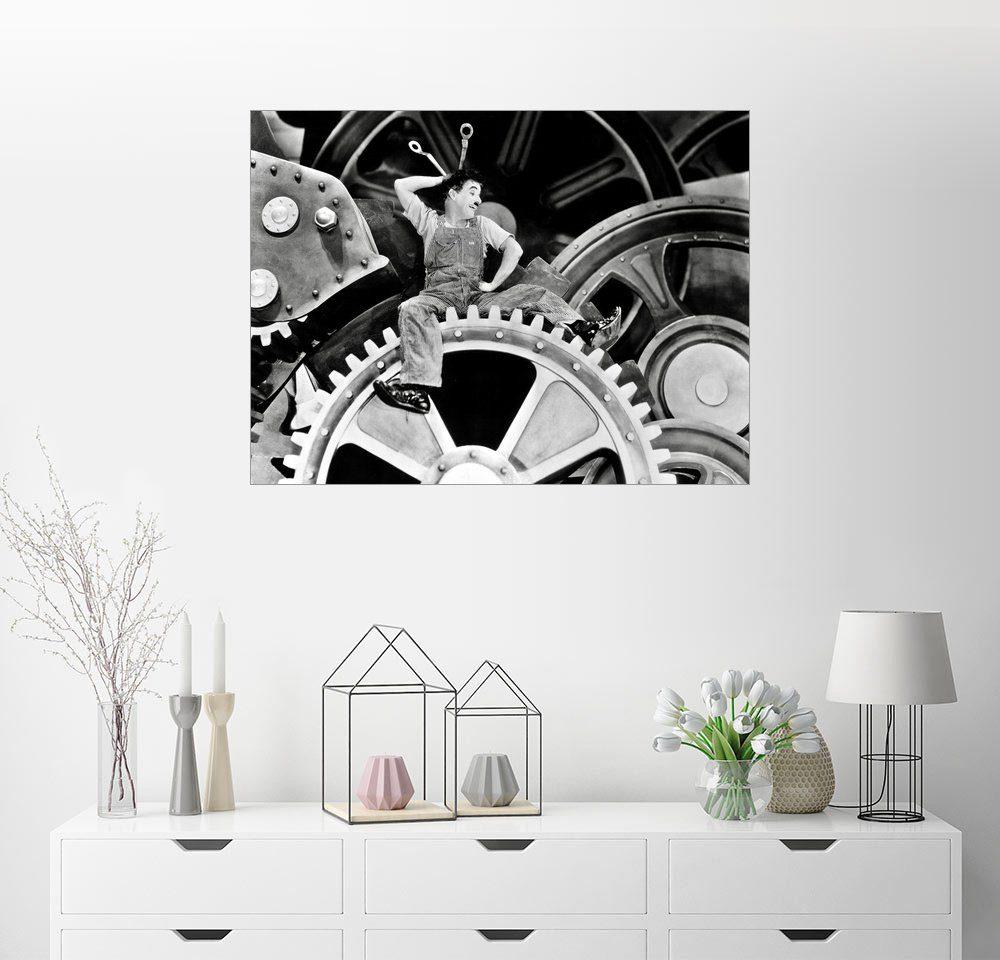 Posterlounge Wandbild »Moderne Zeiten«