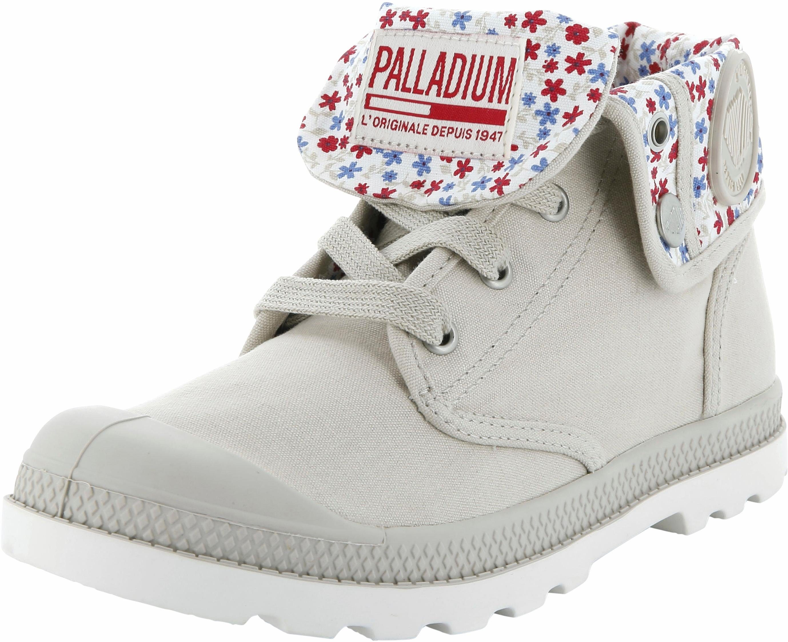 Palladium Baggy Low LP Ankleboots online kaufen  hellgrau
