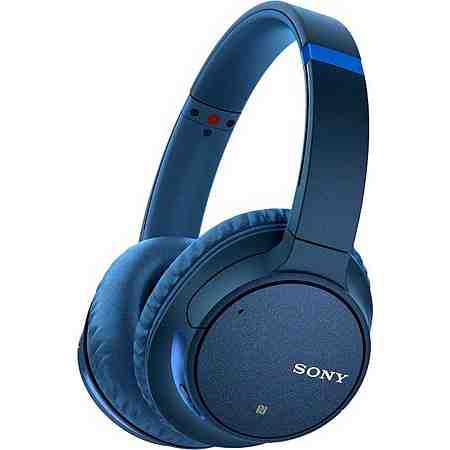 Sony »WH-CH700N« Over-Ear-Kopfhörer (Noise-Cancelling, bis zu 35 Stunden Akkulaufzeit, Schnelladefunktion)