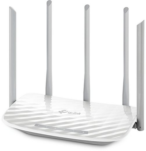 TP-Link Router »Archer C60 AC1350 Dual Band Wireless«