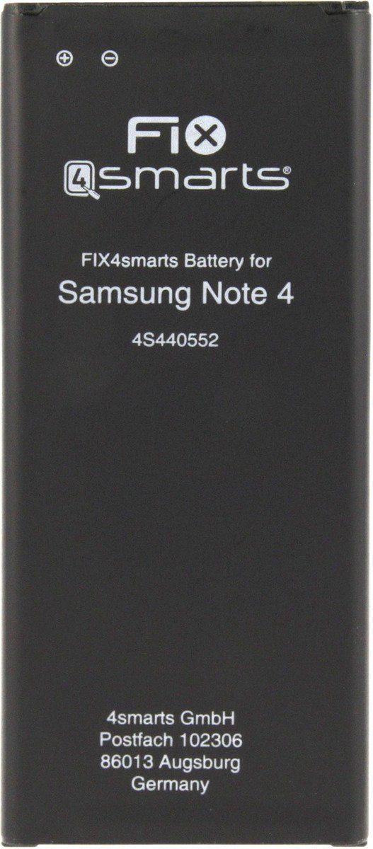 4Smarts Akku »Für Samsung Galaxy Note 4«