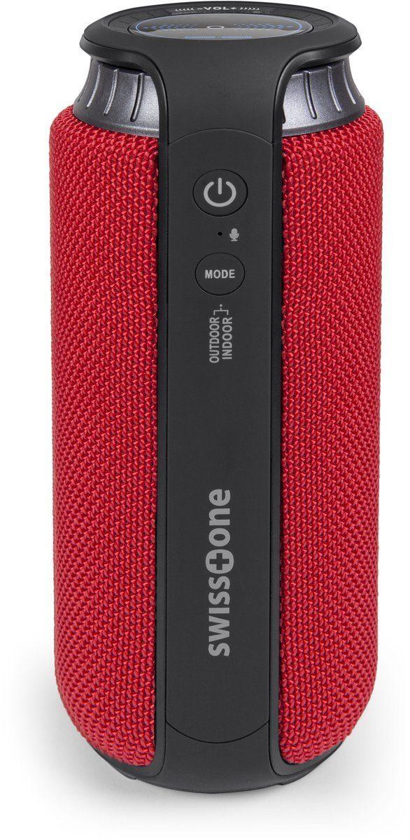 swisstone Lautsprecher »BX 500 Bluetooth-Lautsprecher«