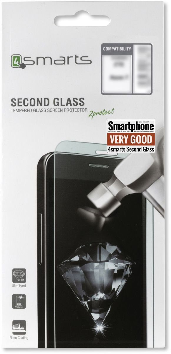 4Smarts Folie »Second Glass für Samsung Galaxy J7 (2017)«